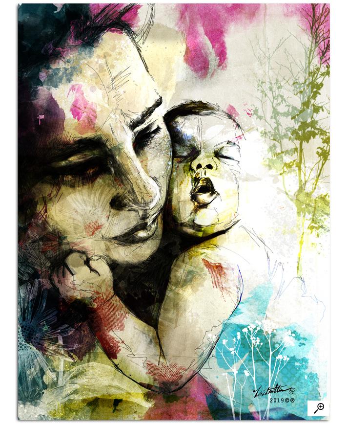 Mujer/Madre/HIja